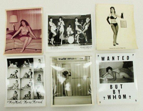 138: Original 50's & 60's Nudes / Cheesecake Photos