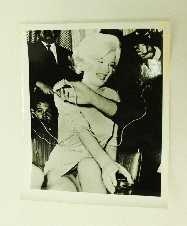 139: Original Marilyn Monroe Photograph Mid-1960's