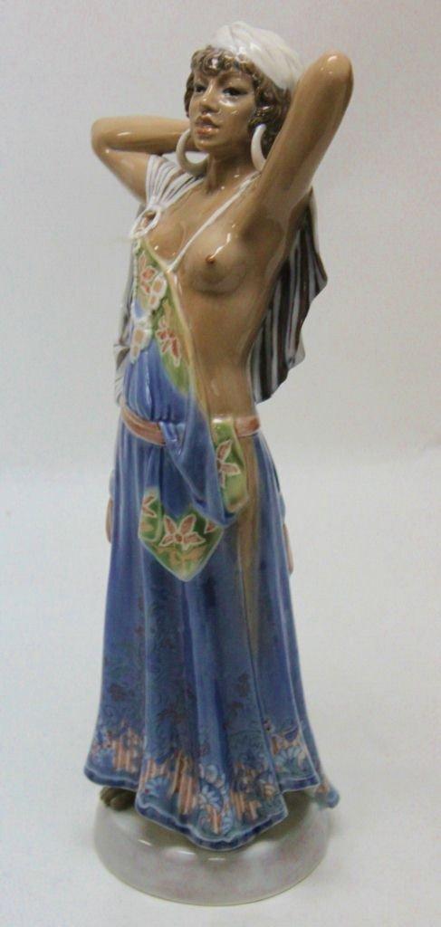 Partially Nude Royal Copenhagen Figurine