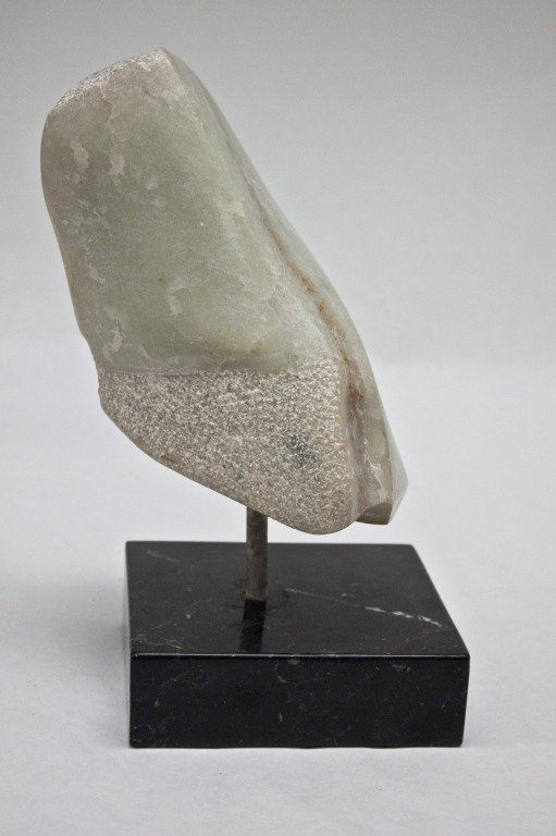 40: Marble Abstract Sculpture