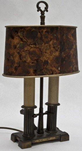 Small Paul Hanson Desk Lamp