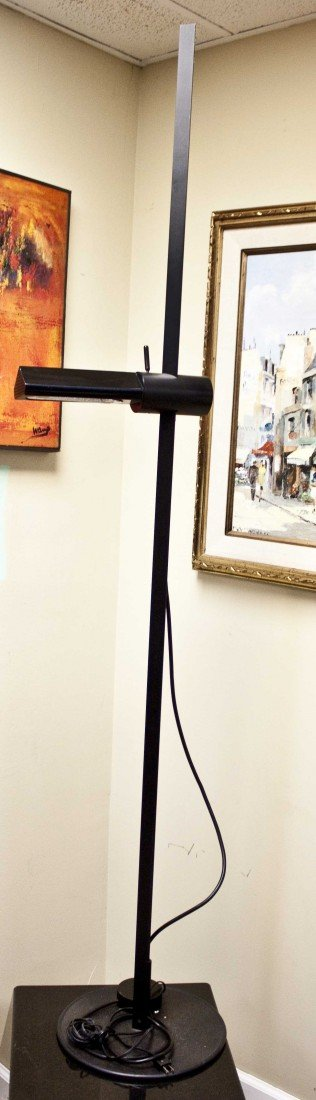 24: Adjustable Floor Reading Lamp