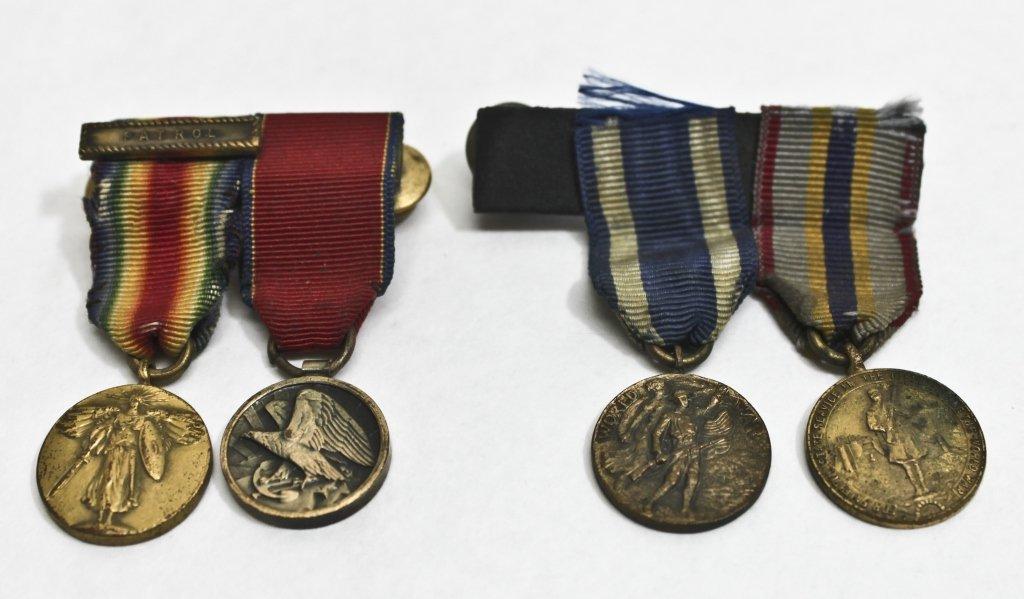 316: World War I Service Medals