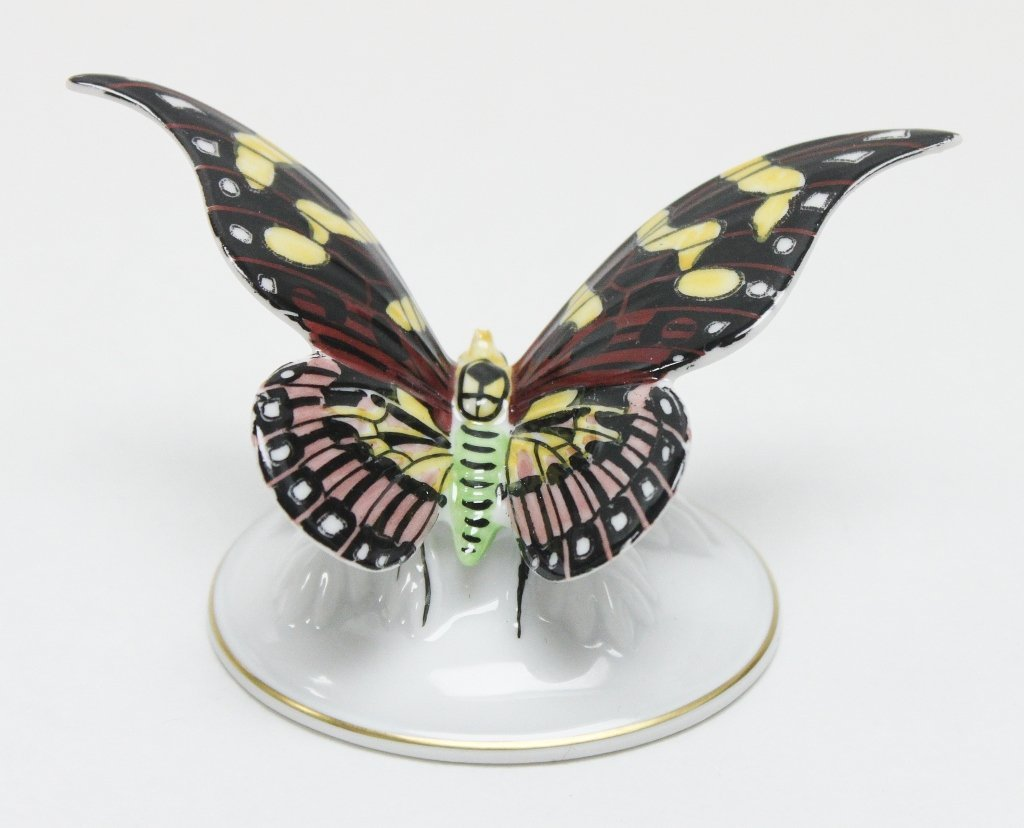16: Rosenthal Germany Porcelain Butterfly