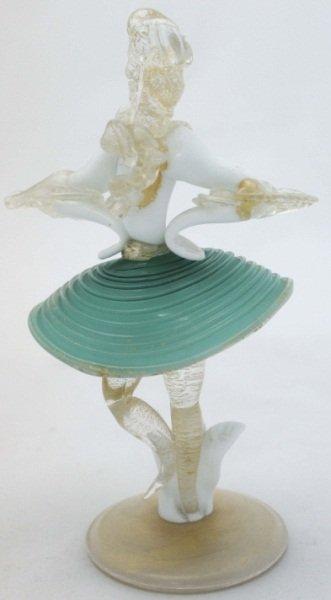Murano Art Glass Figural