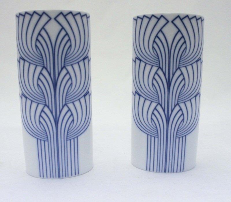 (2) Rosenthal Studio-Linie Vases