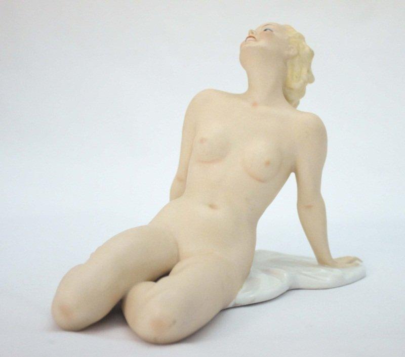 Goebel Art Deco Nude Figurine