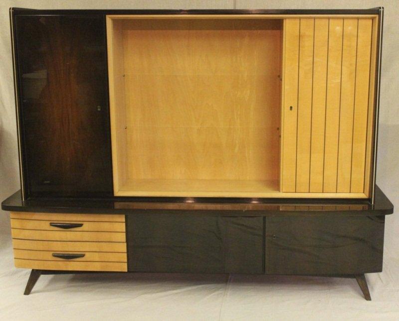 Bauhaus German Art Modern Shrunk Cabinet