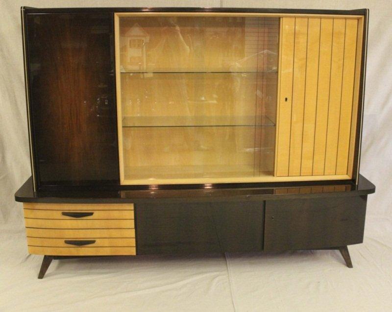 Bauhaus German Art Modern Shrunk Cabinet - 2