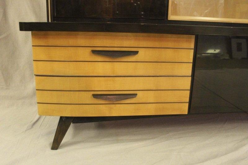 Bauhaus German Art Modern Shrunk Cabinet - 3
