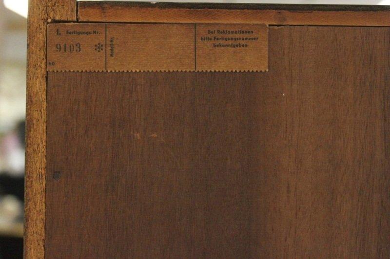 Bauhaus German Art Modern Shrunk Cabinet - 7