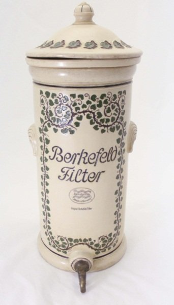 Berkefeld Porcelain Water Filter
