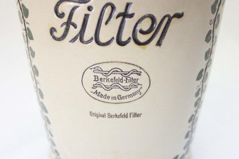 Berkefeld Porcelain Water Filter - 2