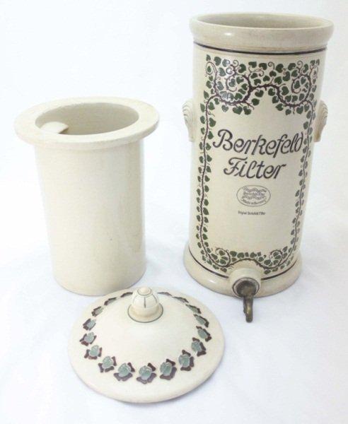 Berkefeld Porcelain Water Filter - 9