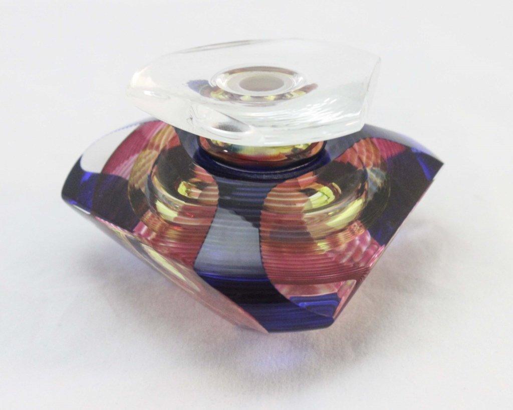 Michael David & Kit Karbler Signed Perfume Bottle