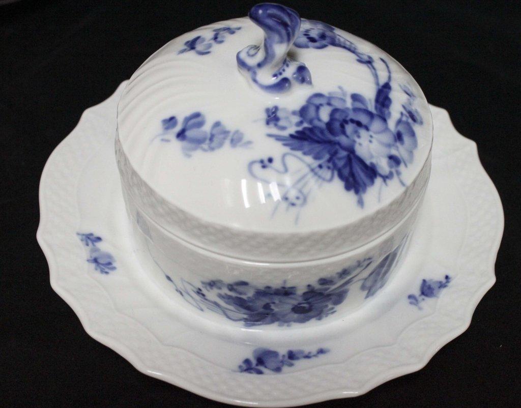 Royal Copenhagen China Blue Flowers Braided 120pc - 10