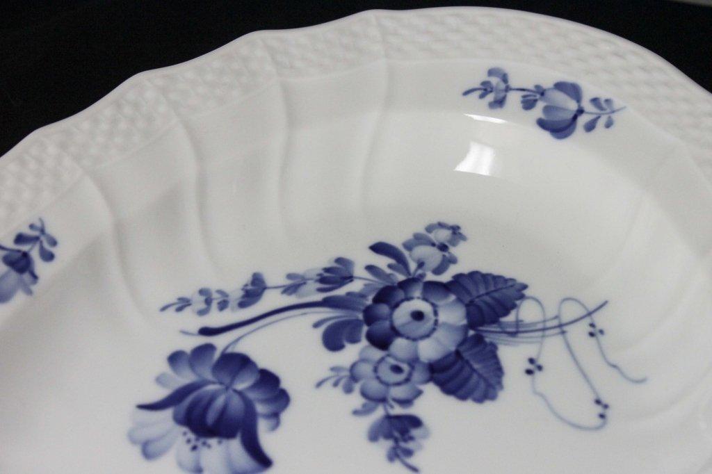 Royal Copenhagen China Blue Flowers Braided 120pc - 6