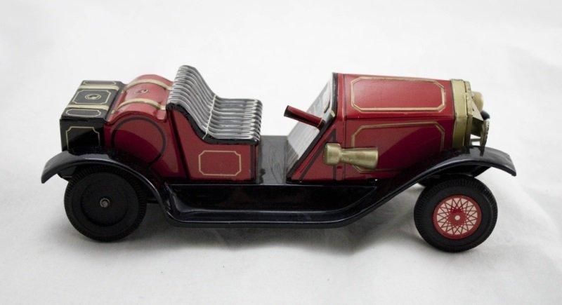 Cragstan Tin Litho Model T 1914