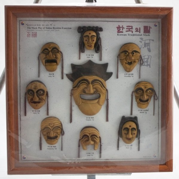 The Mask Play of Hahoe Byeolsin Exorcism