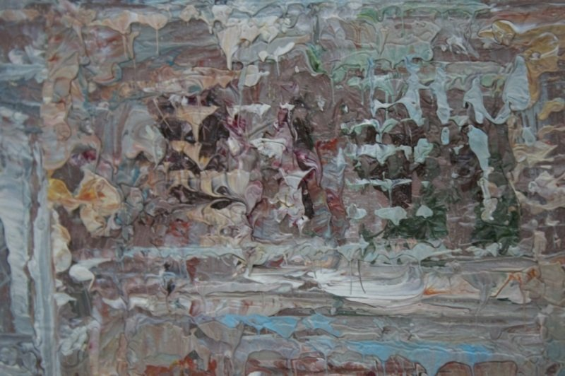 Impressionist Painting of Venice sg W. Knight - 3