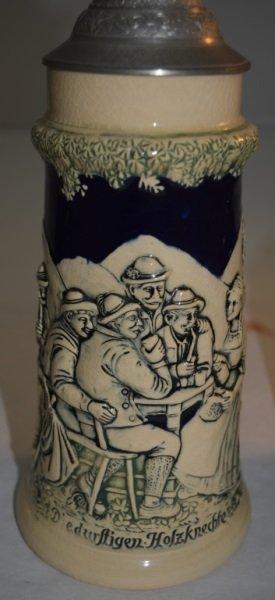 3 Beer Steins 2 Gerz  Arts & Crafts 1 Traditional - 2