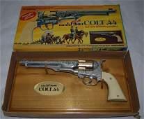 Hubley Model 1860 Colt .44 Full Size & Operating