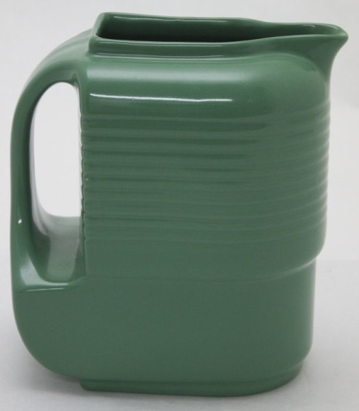 "Hall Westinghouse Art Deco ""General"" Water Pitcher"