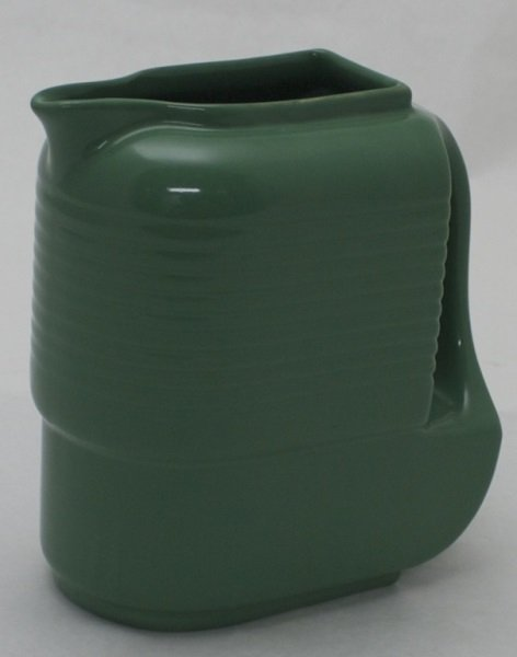"Hall Westinghouse Art Deco ""General"" Water Pitcher - 5"