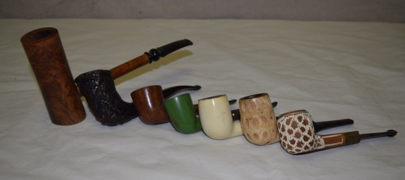 Butz-Choquin, Camintetto & Other Estate Pipes