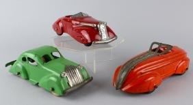 3 Wyandotte Streamlined Coupes