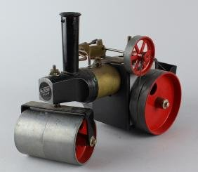 Mamod Steam Traction Engine Tractor