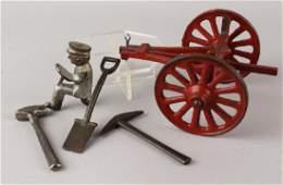 Kenton Driver, Tools Cart base Wheels