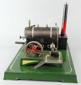 Doll/Fleischmann German Steam Engine Plant