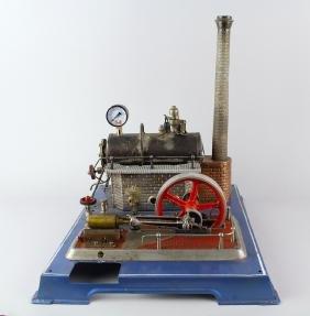 Wilesco Steam Engine Plant Large Flywheel