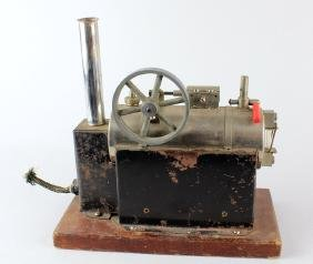 Jensen No. 35 Overtype Electric Steam Engine