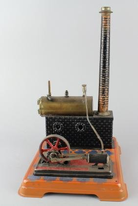 Bing-J. Falk German Steam Engine