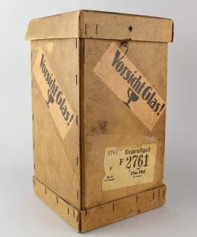 German Kerosene Lantern In the Original Box