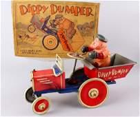 Louis Marx Dippy Dumper in the Box