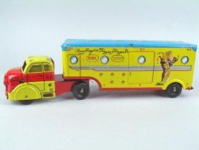 Marx Roy Rogers Trigger Horse Truck
