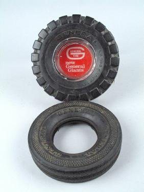 General Tire Ashtray Advertising