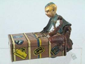 Gescha Airport Porter Baggage Boy