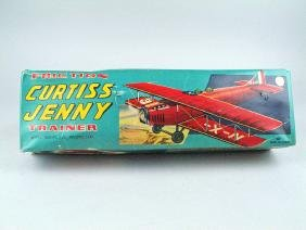 Curtis Jenny Japan Friction Plane In Box