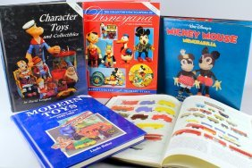 Toy Books Character, Disney, Mickey Mouse, Lionel &