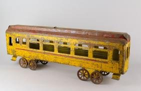 1900s Dayton Pressed Steel Trolley