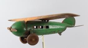 Wyandotte Pressed Steel Passenger Airplane
