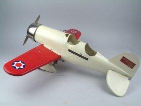 Steelcraft Sirius Lockheed Pressed Steel Airplane
