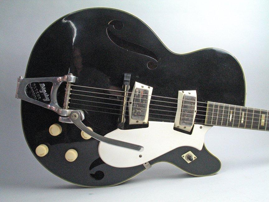 Silvertone 1446 Electric Guitar Chris Issak 1950's