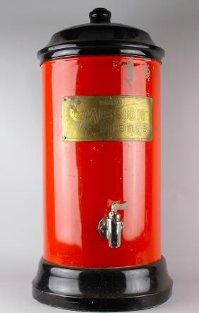 Mission Orange Soda Fountain Dispenser