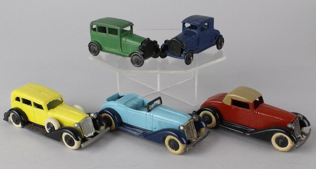 Tootsietoy Graham Cars & 1930s Roadsters