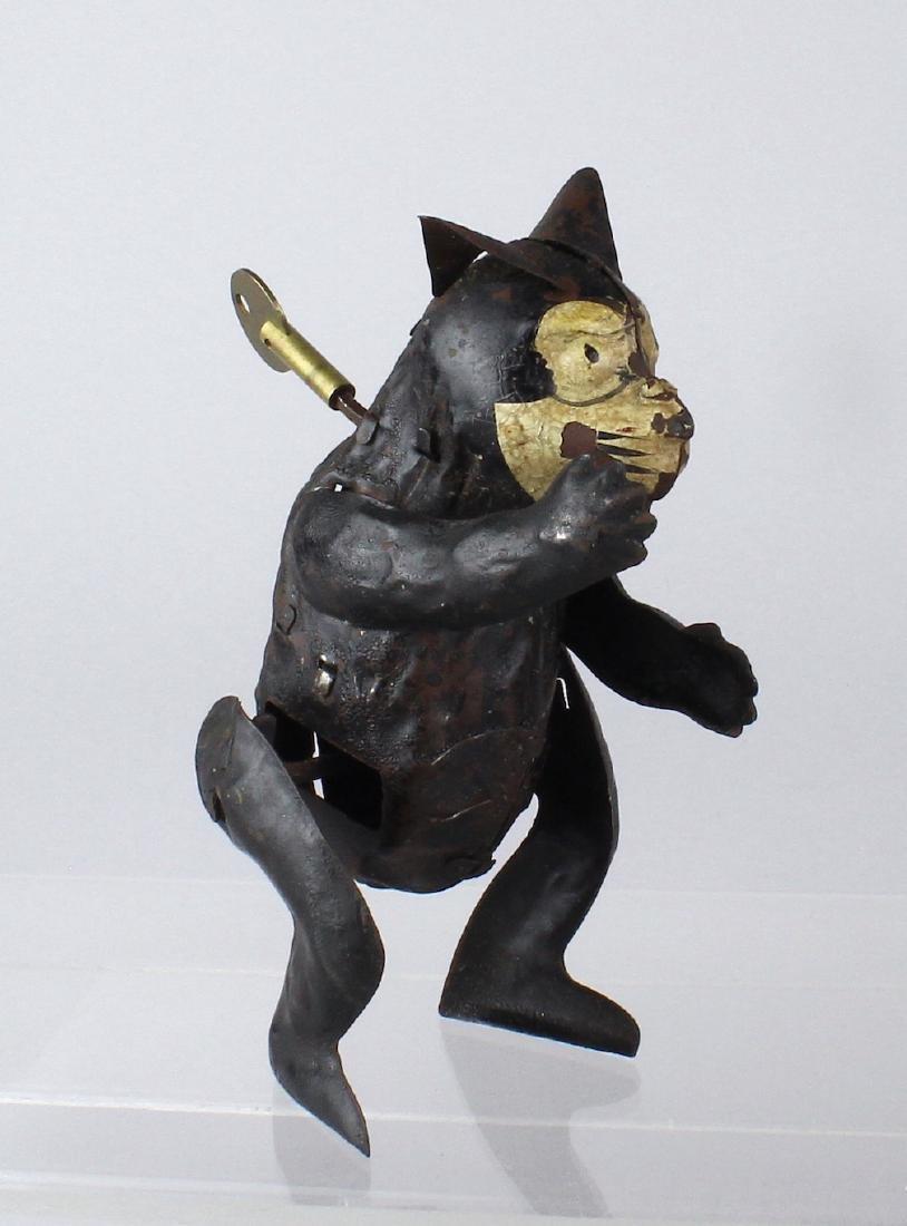 Gunthermann Felix the Cat Tin Walker Toy